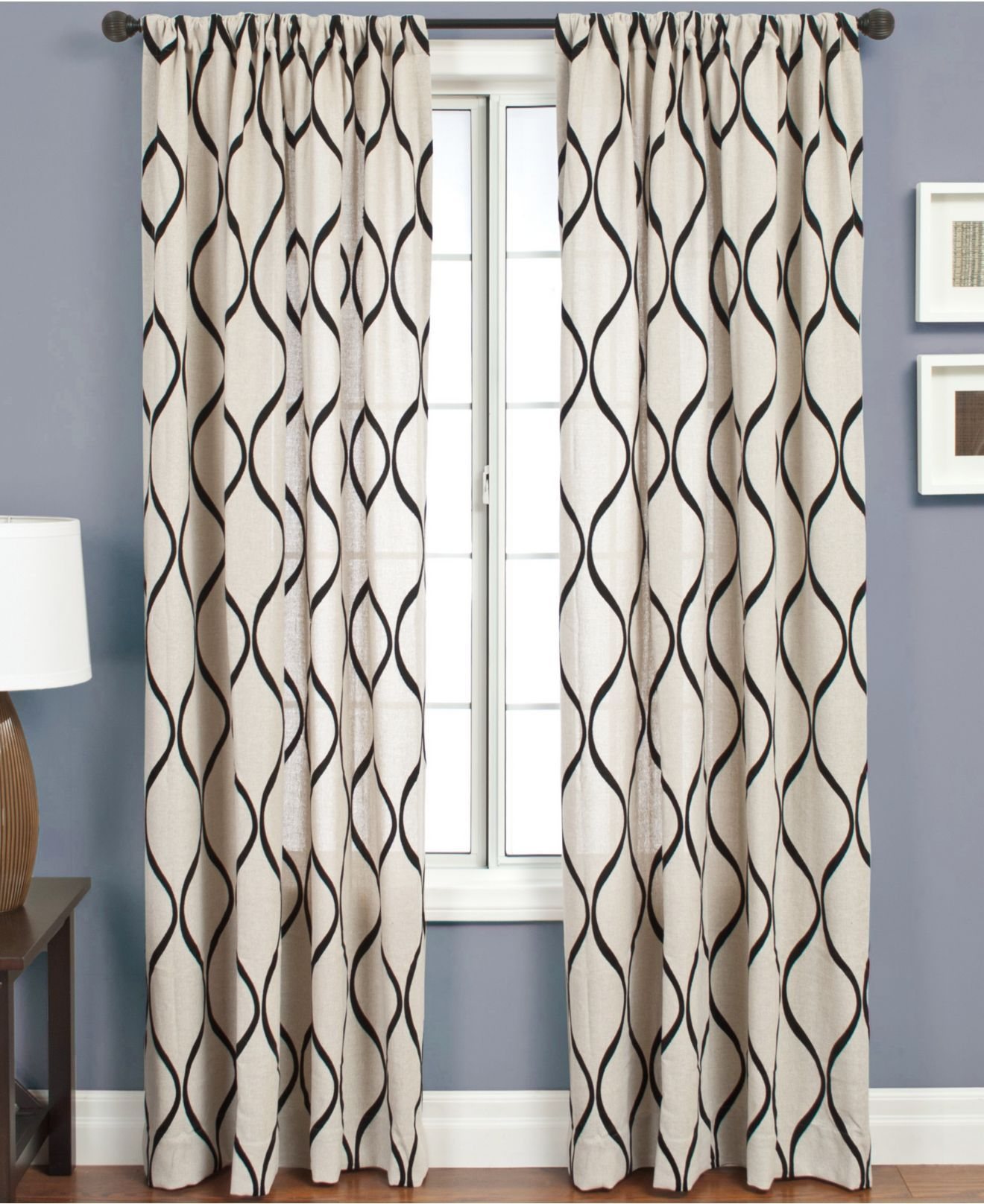 Softline Window Treatments Pavilion Collection Curtains
