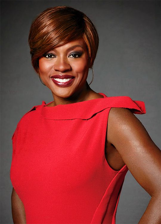 Viola Davis (Annalise Keating of 'How to Get Away With Murder') | for-redheads - stars (women ...
