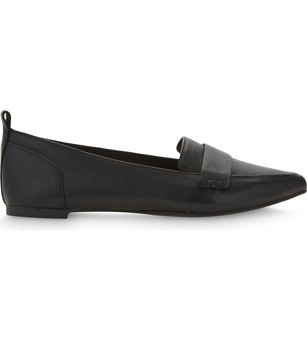 36241636616 ALDO - Cherryhill leather loafers