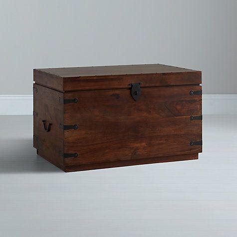 Buy John Lewis Maharani Storage Chest Online at johnlewis.com ...