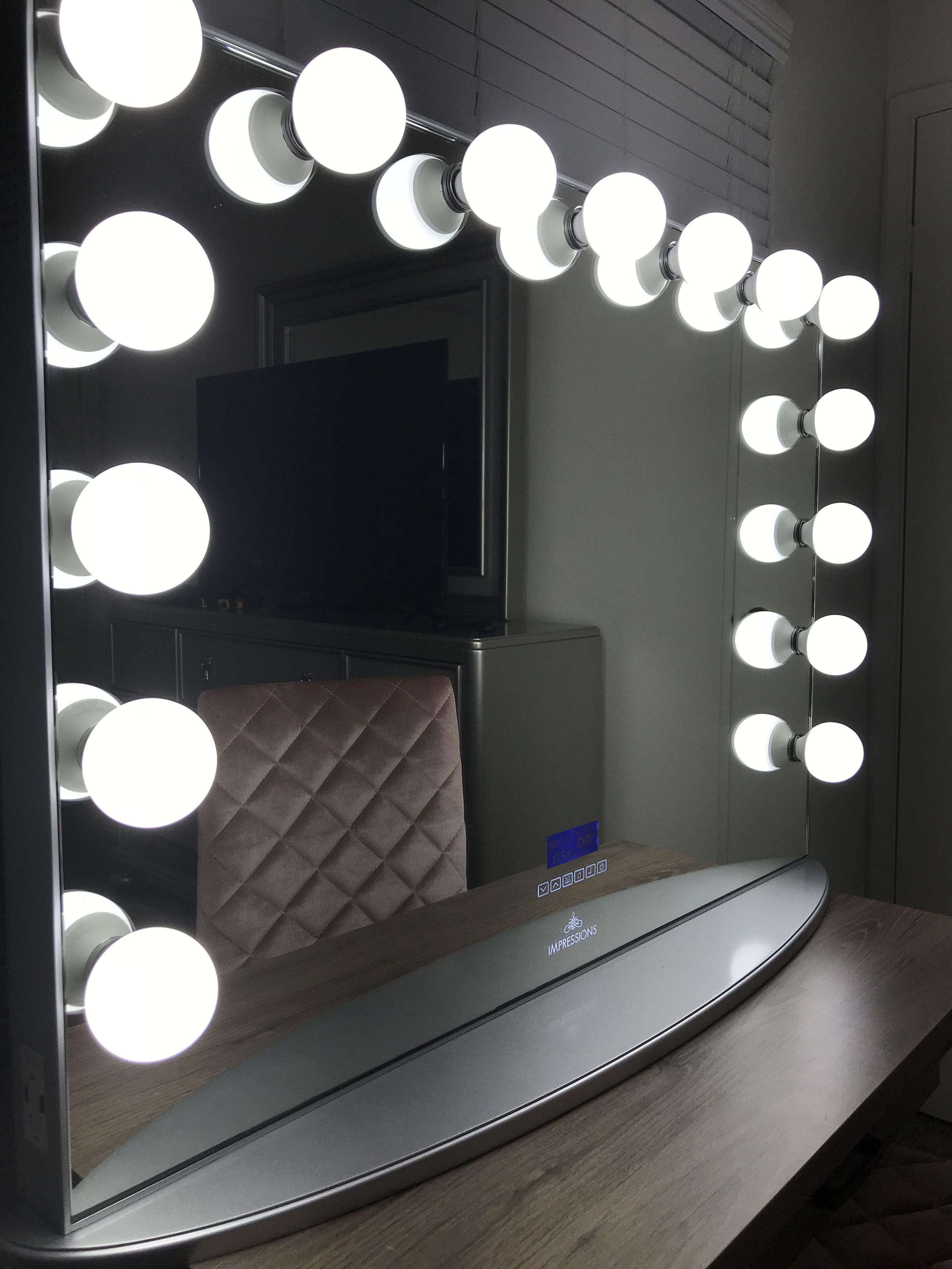 Impressions vanity mirror bluetooth Impressions vanity