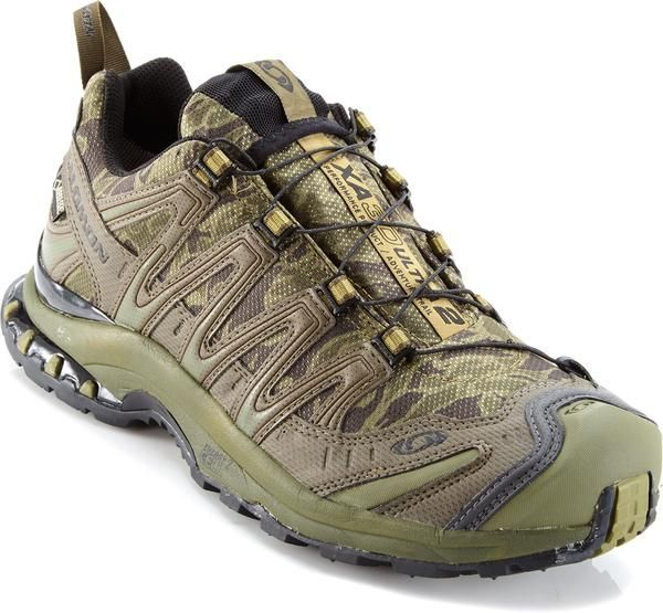 22e023db Salomon XA Pro 3D ULTRA 2 GTX Camo Salomon Trail Shoe ...