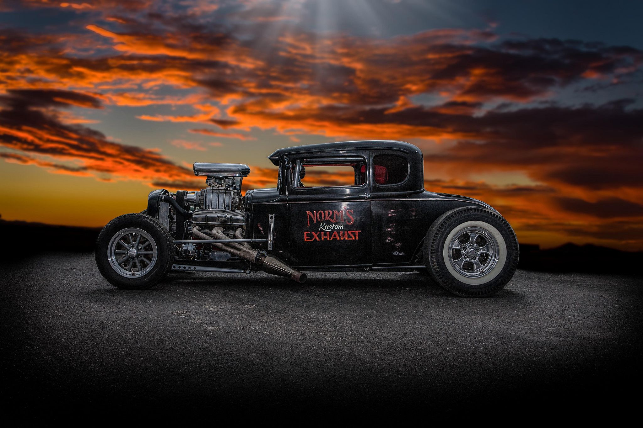 Hot Rod Cars Wallpapers Photo Otomotif Wallpaper