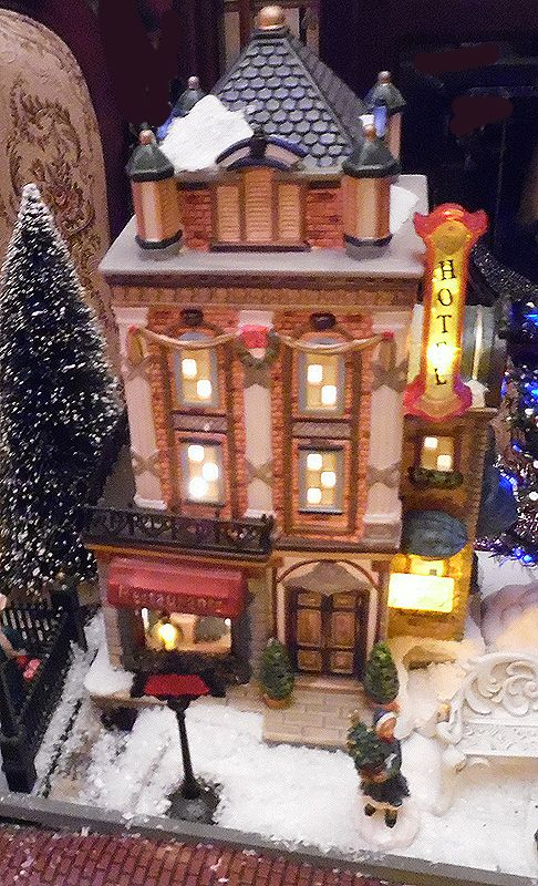 St Nicholas Christmas Village.St Nicholas Square Village Town Hotel Sns 2016 Christmas