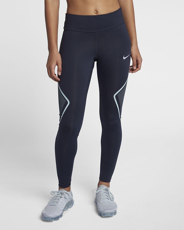 2332d8e1dd Nike Power Women's Running Tights Running Tights, Running Women, Powerful  Women, Sweatpants,