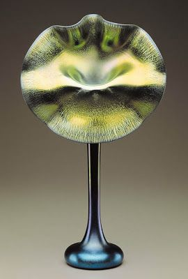 waterford hand blown glass vase | Whadja Find? Ask Us! Identification and Evaluation - I Antique Online