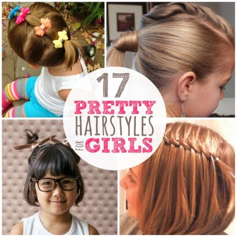 17 Lazy Hairstyle Ideas For Girls That Are Actually Easy To Do Hair Styles Lazy Hairstyles Womens Hairstyles