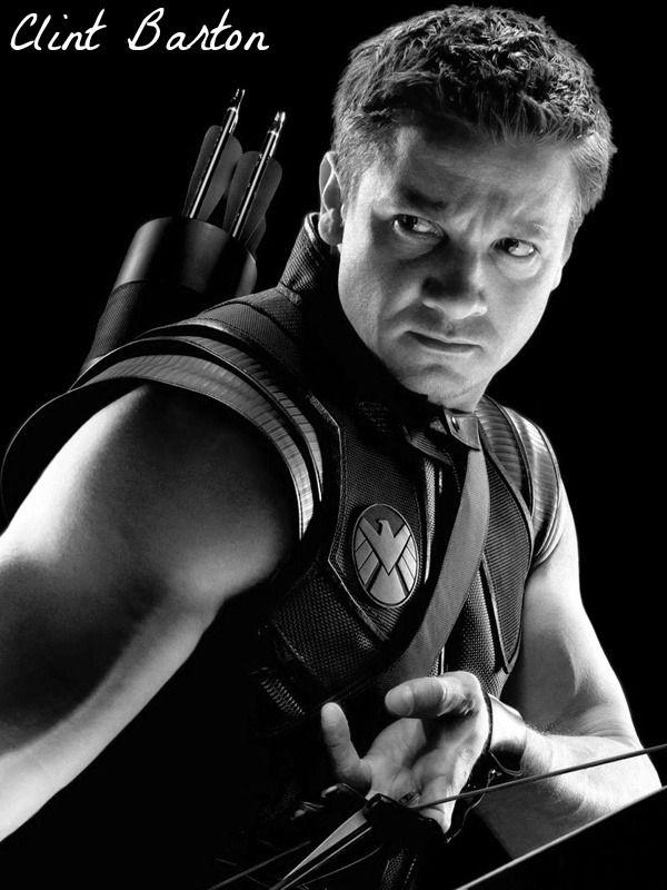 Agent Clint Barton (Hawkeye) ~by Callie