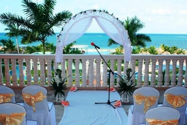 Weddings At Iberostar In Jamaica Rose Hall Suites All Inclusive Wedding Resort