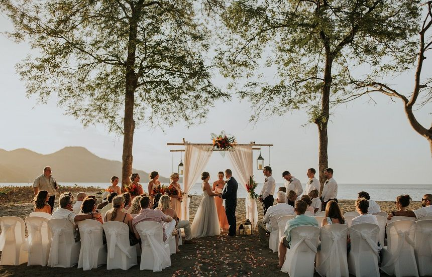 Morgan & Tyler's destination wedding in Costa Rica   Costa Rica ...