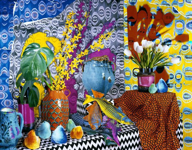 Daniel Gordon, 'Fish and Forsythia,' 2013, Wallspace