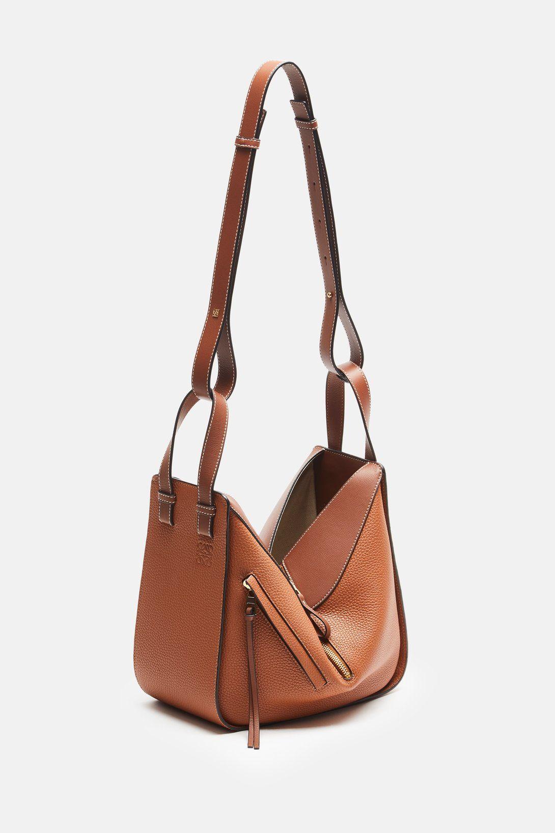 0baf0912fe Loewe Hammock Small Bag - Tan