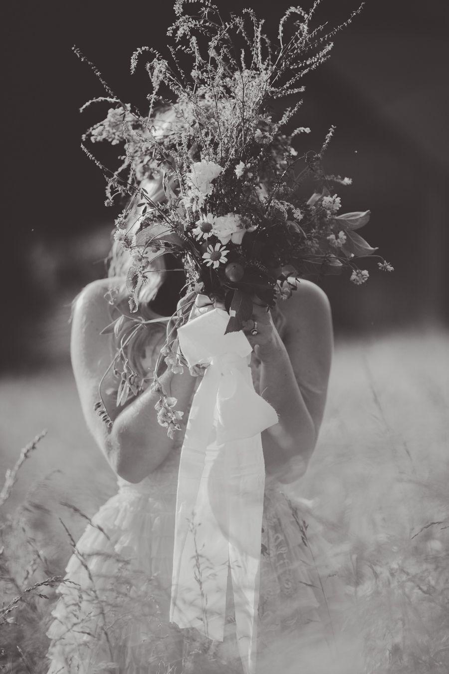 Vintage Pink Lace Wedding dress, Boho Wedding, DIY flower