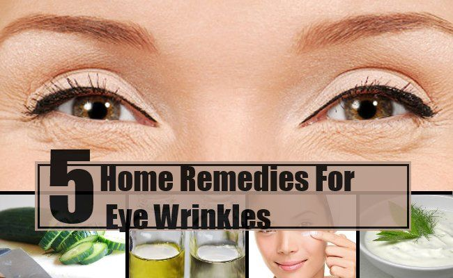 Most of the people including men and women, suffer from eye wrinkles; There  are many reasons for eye wrinkles to happen