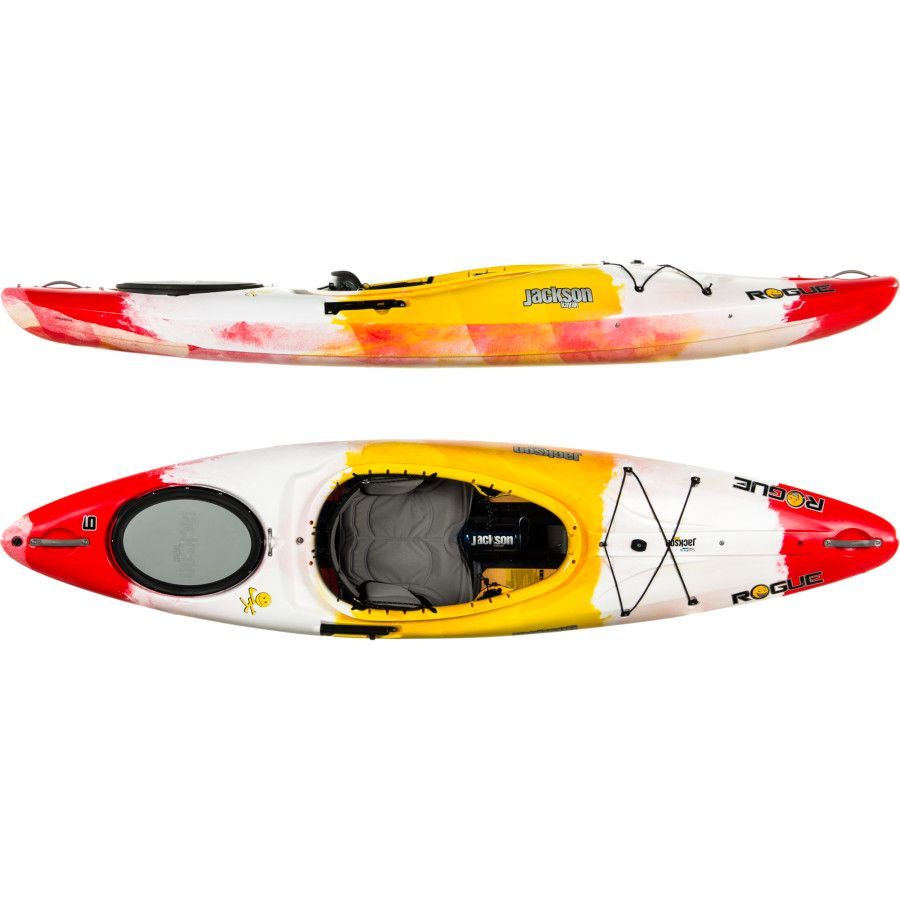 Whitewater Kayaks For Sale >> Jackson Rogue 9 Whitewater Kayak Sale 999 Tour Along