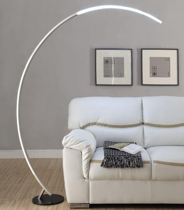 Zurich Arc Led Light Floor Lamp