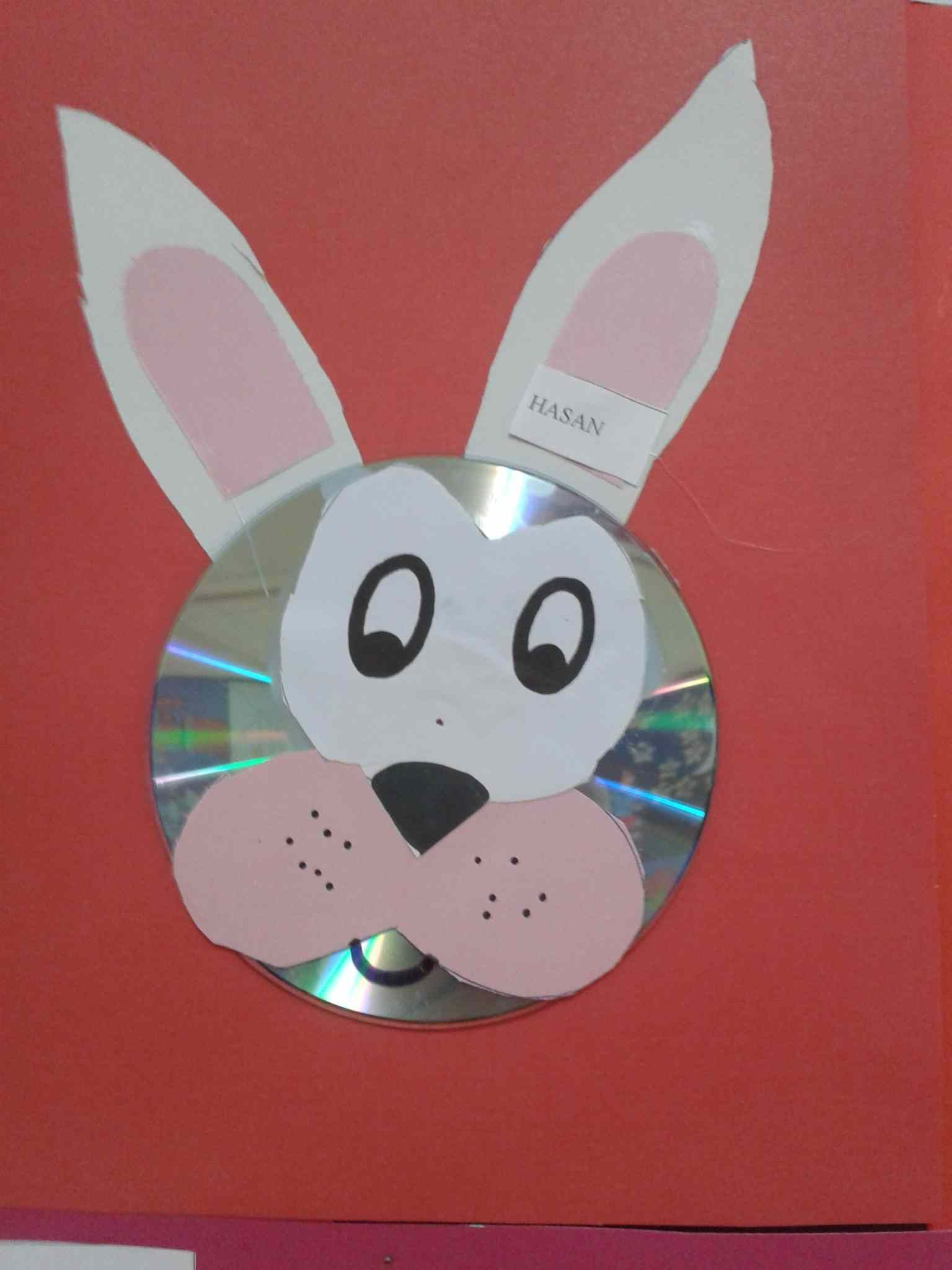Pin By Tuba Grc On For Children T Crafts For Kids Cd Crafts
