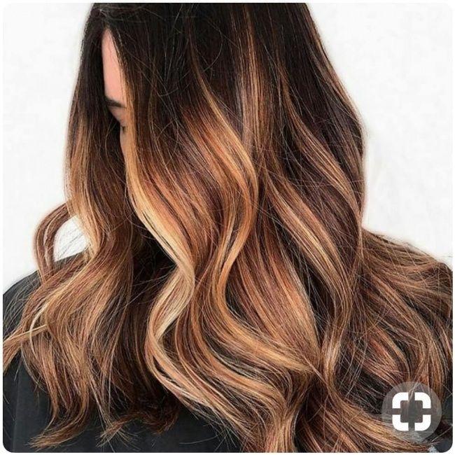Flamboyage Najgorętszy Trend W Koloryzacji Włosów 2018 Włosy I