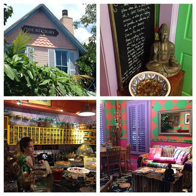 The Kitchen Prep Instagrams Shaffer's Tea Room In Delray
