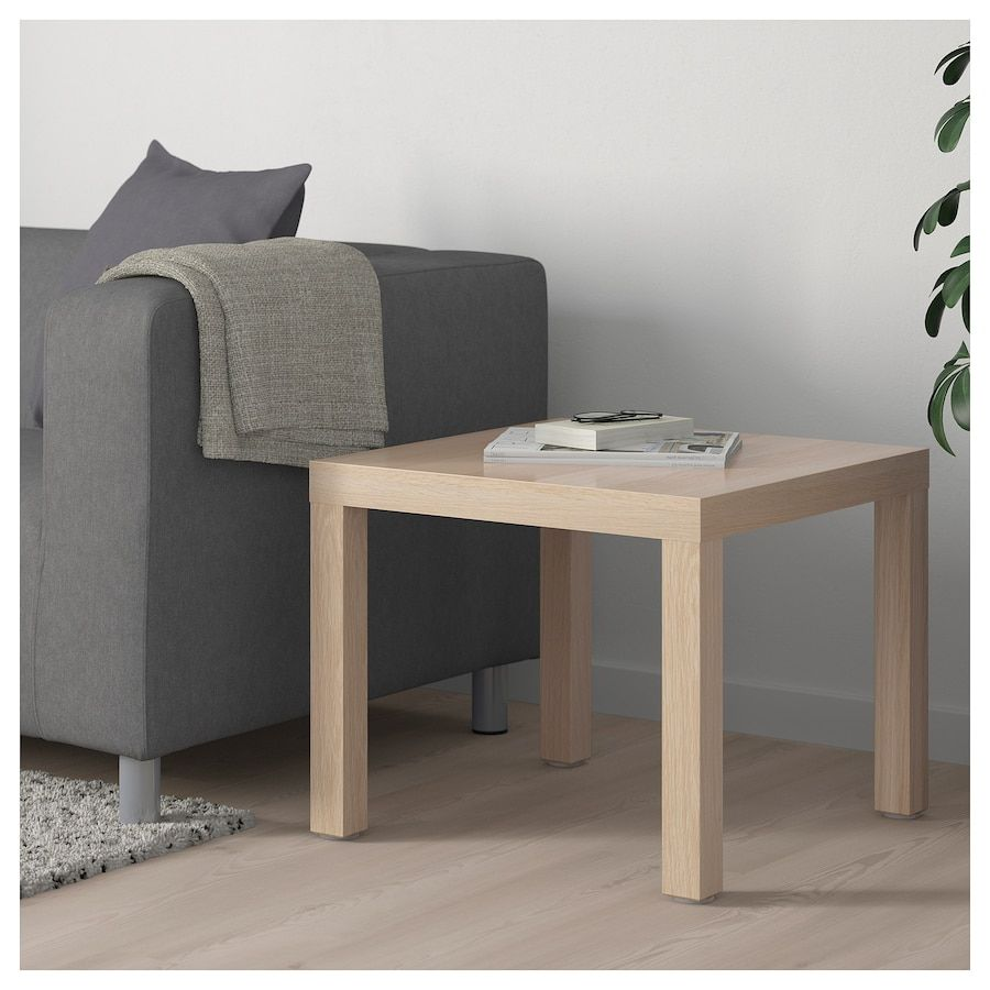 Lack Side Table White Stained Oak Effect 21 5 8x21 5 8 Ikea Ikea Lack Side Table Ikea White Side Table White Side Tables [ 900 x 900 Pixel ]
