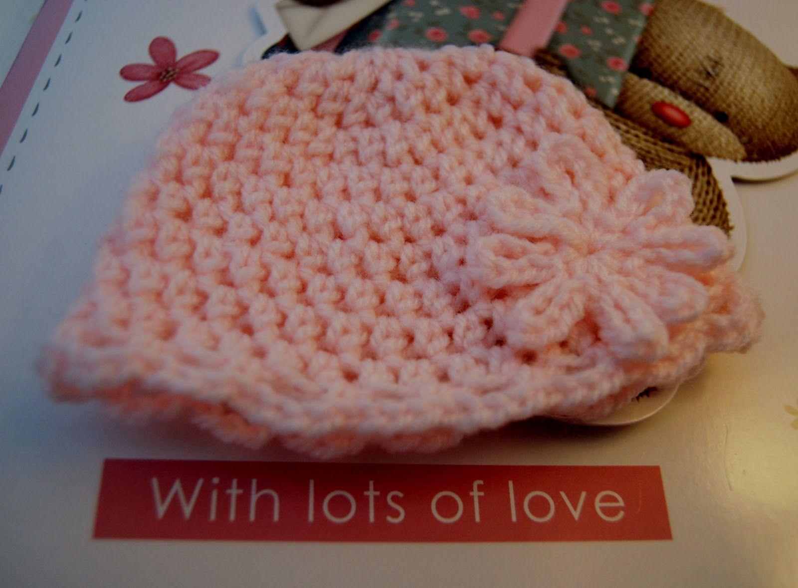 Free crochet pattern for newborn baby beanie hat crochet free crochet pattern for newborn baby beanie hat bankloansurffo Choice Image