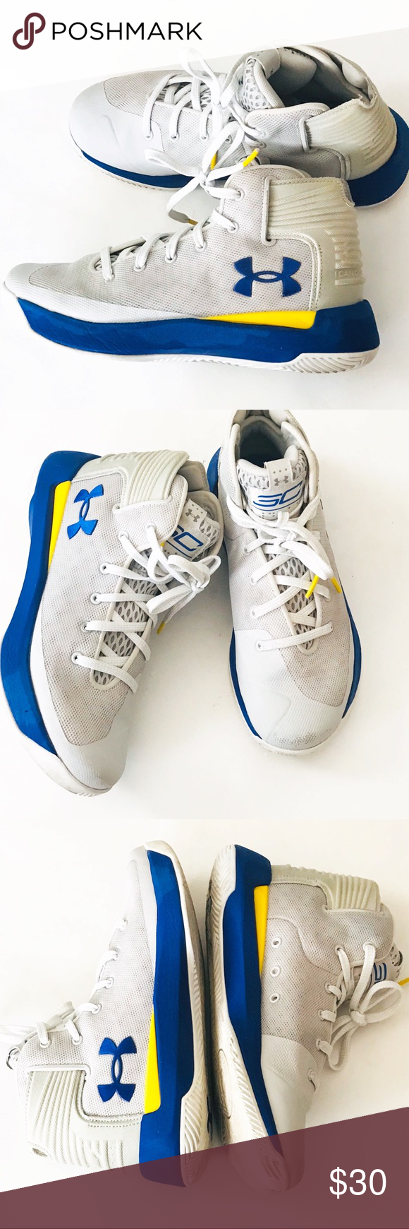Basketball sneakers, Under armour shoes