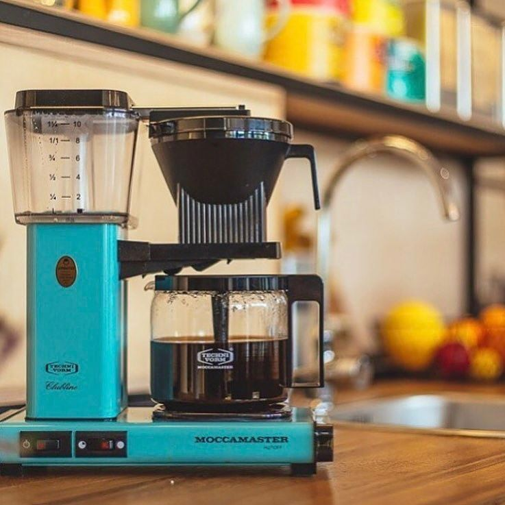 Moccamaster Sale Save on the Automatic Pour Over Machine