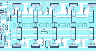 1000 Watts Amplifier Circuit Diagram Pdf Circuit Diagram Electrical Circuit Diagram Circuit Board