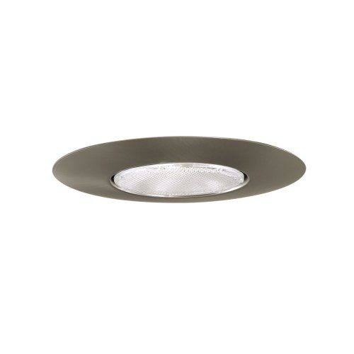 Halo 301sn 6 Trim Open Satin Nickel Recessed Ceiling Lights Recessed Lighting Trim Halo 6