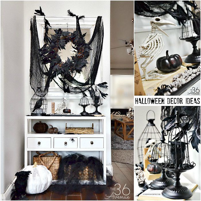 Halloween Decor - DIY Halloween Ideas DIY Halloween, Halloween