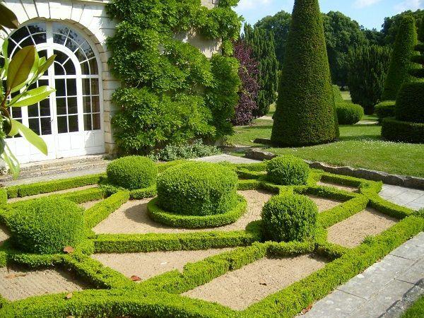 100 Gartengestaltung Bilder und inspiriеrende Ideen für Ihren Garten - garten im französischen stil