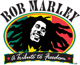The Logo For The Bob Marley A Tribute To Freedom Restaurant At Universal Orlando Bob Marley Marley Bob Marley Art
