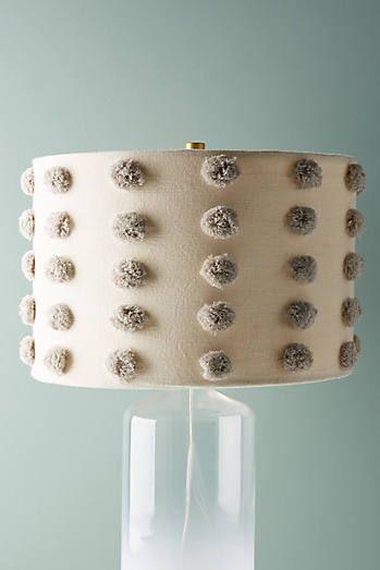 Tufted Amal Lamp Shade Diy Lamp Shade Lamp Shade Metal Lamp Shade