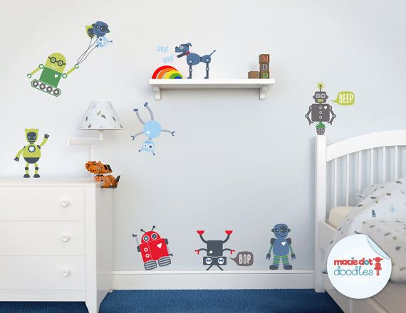 Stickers Mobili ~ Best childrens wall stickers ideas childrens