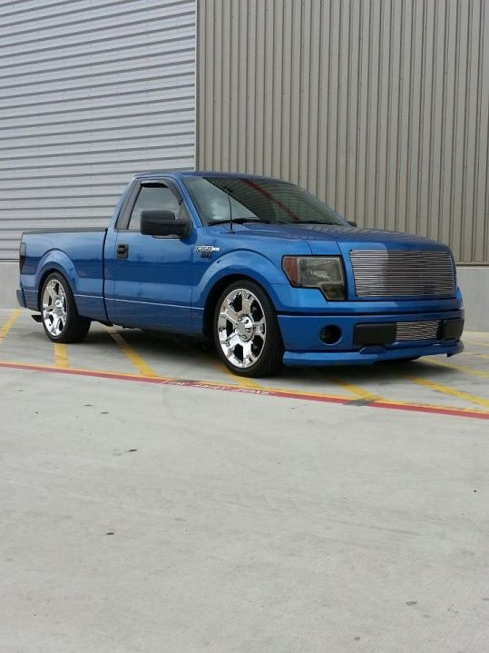 Blue F150 Limited Wheels Lowered Rcsb F150 S Ford Trucks Ford