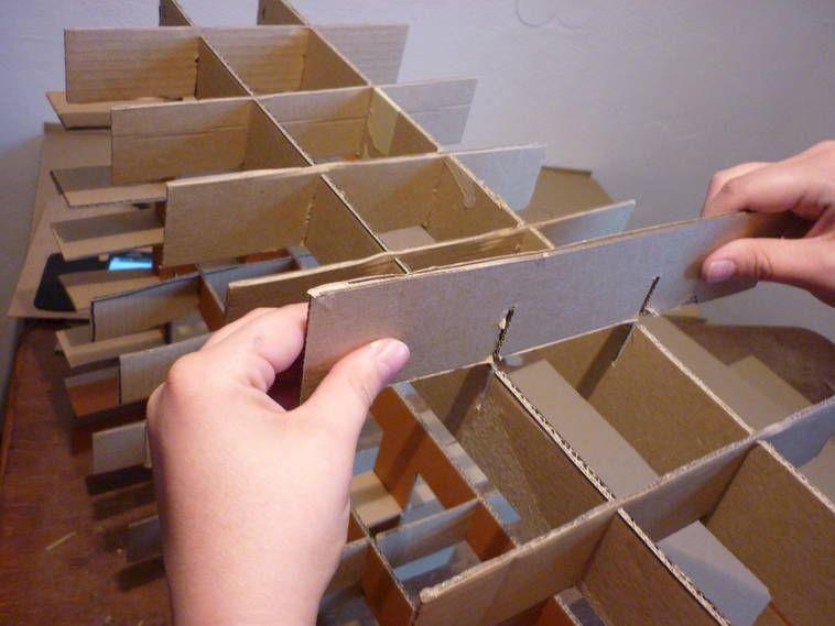 Steckverbindung Möbel Aus Pappe Selber Bauen Lovely Möbel Aus