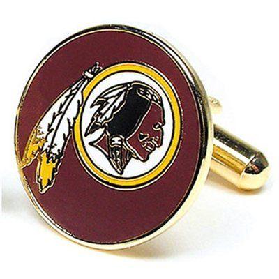 Washington Redskins Team Logo Cufflinks Pinterest Washington