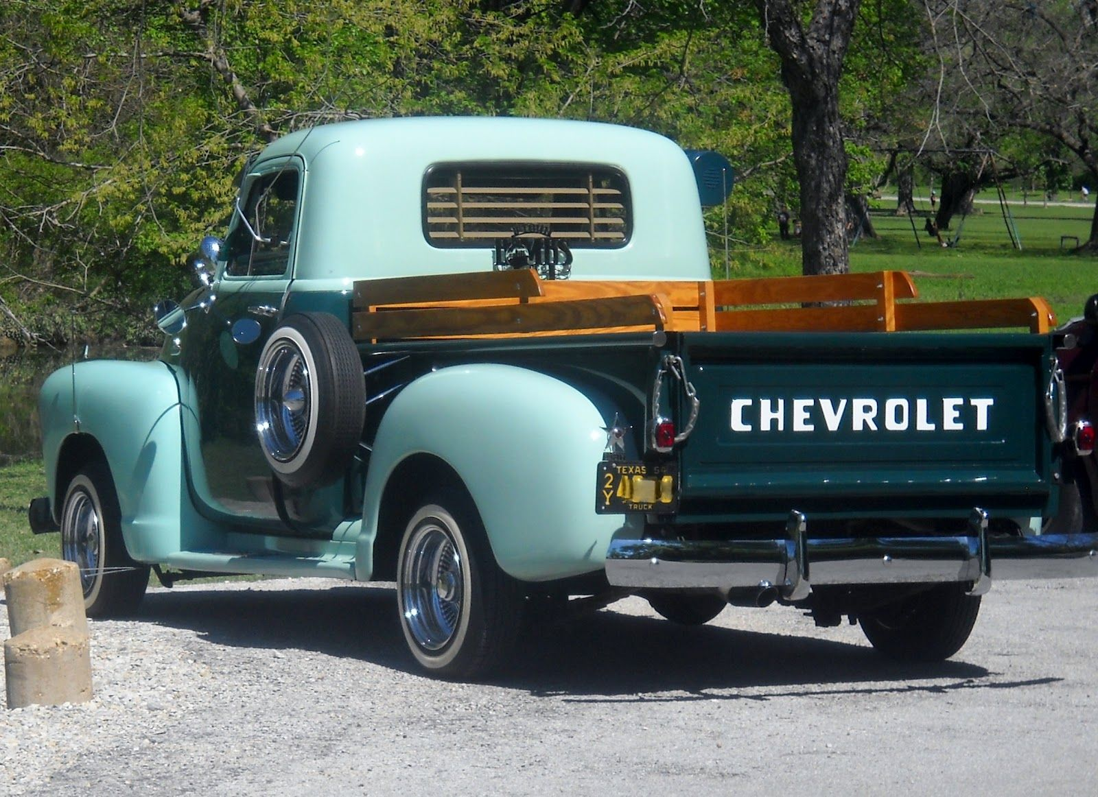 1940\'s Chevy Pickup...Brought to you by #House of #Insurance in ...