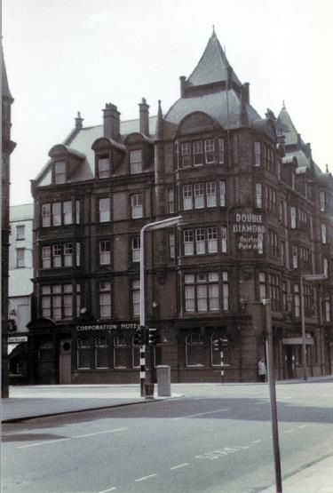 602f8fae9c9 Corporation Hotel . Downtown Middlesbrough.   North East Pubs, Clubs ...