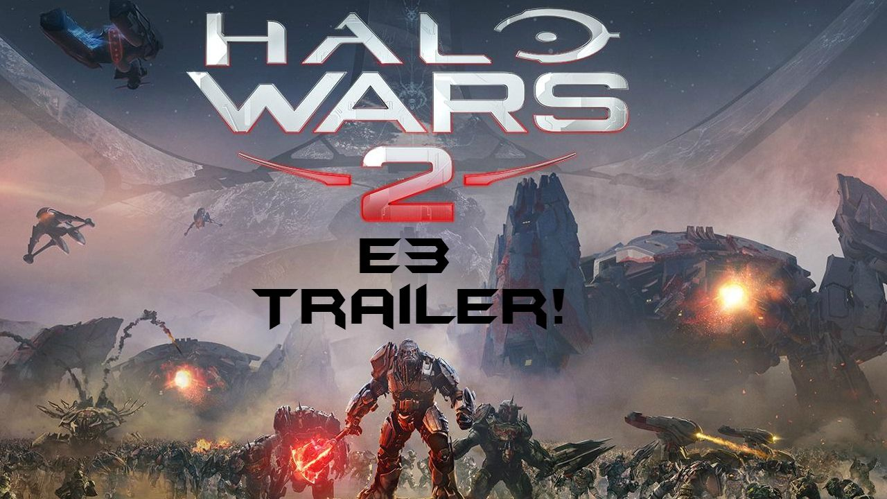 Halo wars 2 Official E3 Trailer 2016 Xbox one