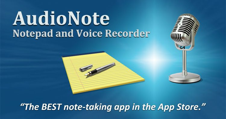 AudioNote is an app, available for Mac, iOS, Windows, and Android.  It combines the functionality of note-taking and voice recording apps.  Notes can be highlighted and the person using the app can even search through the audio, taking them directly to where they want.  I would use this in my classroom as an additional resource for students who struggle getting all of the information when it is first presented.  This is a great way to provide students with studying materials.