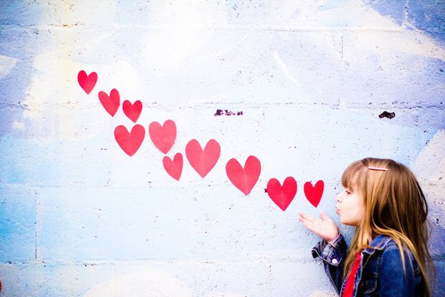 14 adorable kid photo shoot ideas for valentines day via brit co