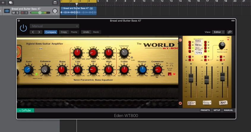 WT800 Bass Amp Effect Plugin Announced by Softube | Music
