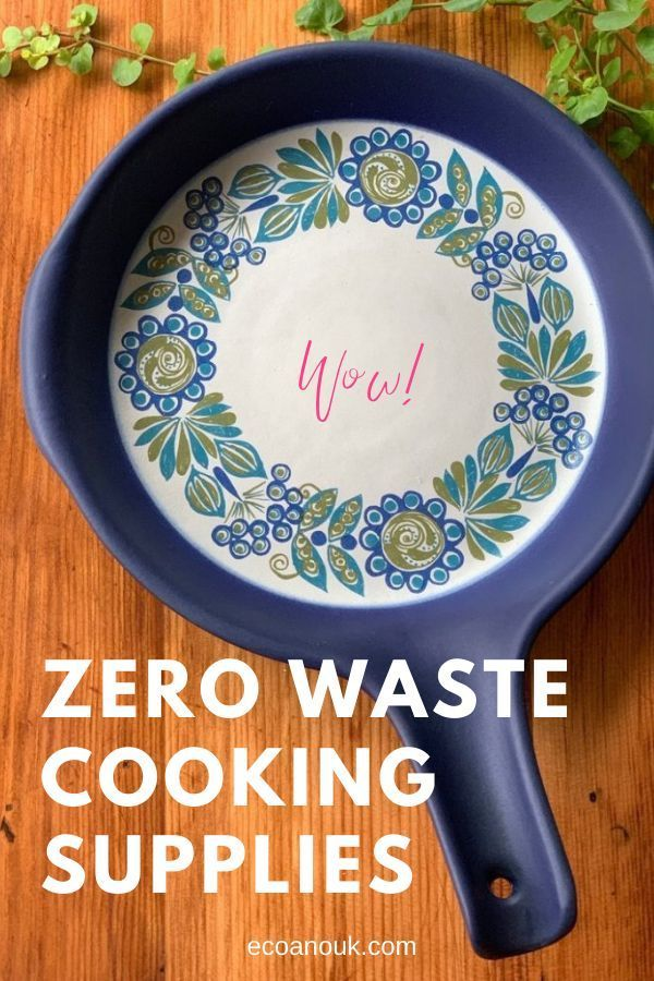 Essential Zero Waste Cooking Supplies Some gorgeous cooking supplies that belong in your zero waste kitchen