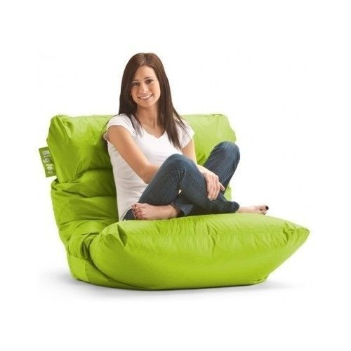 kids tv chair oversized adirondack chairs 4limegreendecor big joe bean bag game room dorm seat movie teen new lime green bigjoe