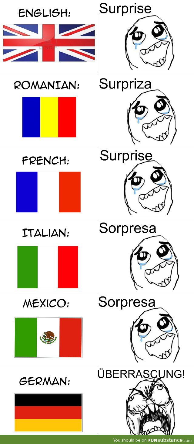 How German Sounds Funsubstance Funny School Memes Funny Spanish Memes Language Jokes