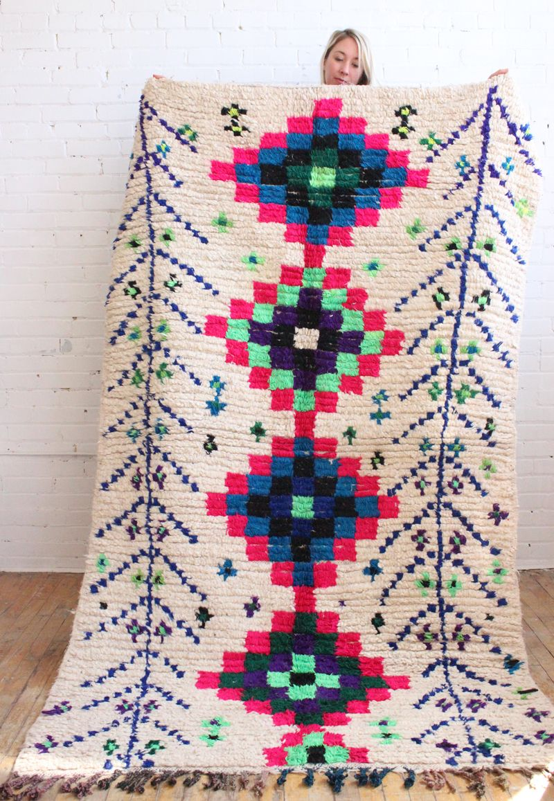 Such A Cool Azilal Rug It Would Be Awesome In Kids Room Baba