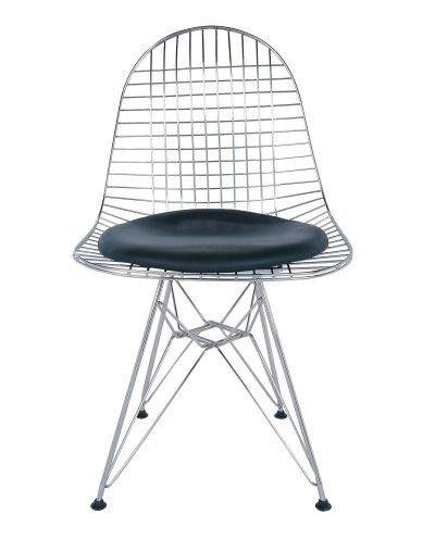 Charmant Eiffel Tower Wire Chair