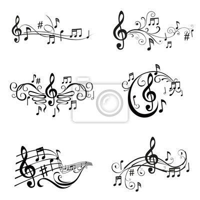 Immagini note musicali cerca con google belle cose - Note musicali da colorare pagina da colorare ...