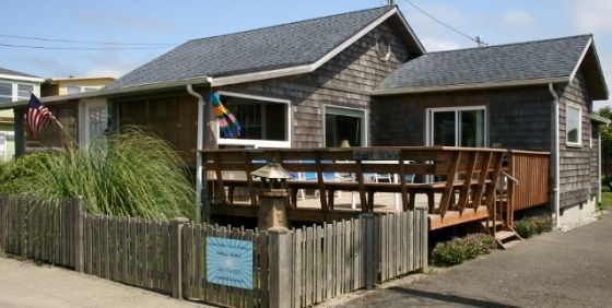 Beach House At Sand Dollar Inn Pacific